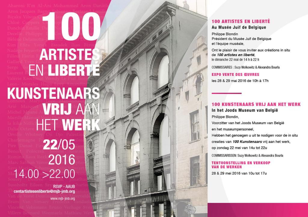 100_artistes_invitation
